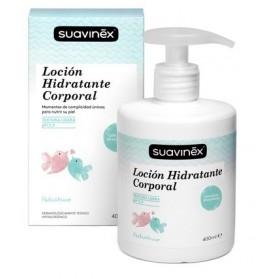 Suavinex pediatric loción hidratante de masaje 400 ml