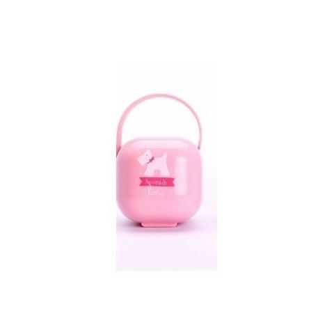 Suavinex portachupete rosa