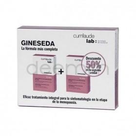 Duplo cumlaude lab: gynelaude gineseda 30 cápsulas