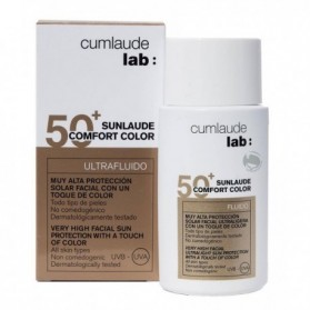 Cumlaude lab: sunlaude SPF 50+ comfort color 50 ml