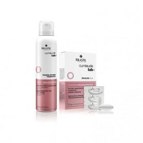Cumlaude lab: pack prebiotic óvulos 10 munidades + mousse higiene íntima 150 ml