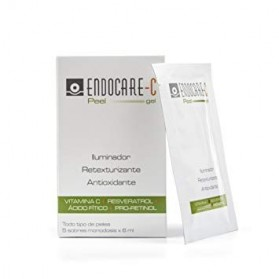 Endocare C peel gel monodosis 6 ml 5 sobres