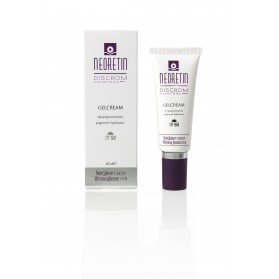 neoretin discrom control spf 50 gel crema 40 ml