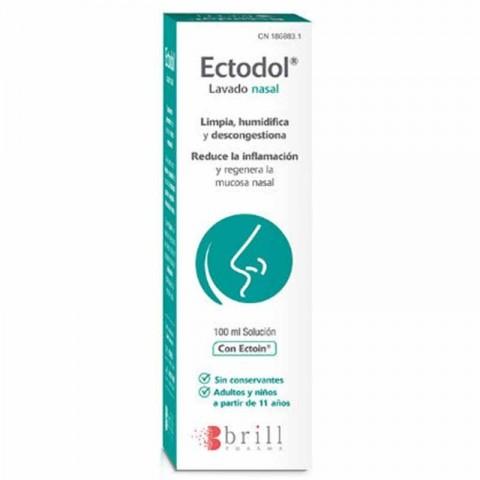 Ectodol lavado nasal 100 ml