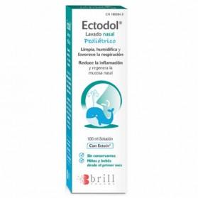 Ectodol lavado nasal pediátrico 100 ml