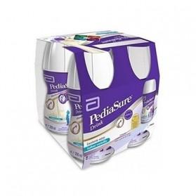 Pediasure drink 200 ml 4 unidades vainilla
