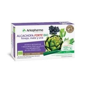 Arkofluido alcachofa forte ampollas bebibles 15 ml 20 ampollas