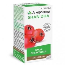 Arkopharma shan zha 48 cápsulas
