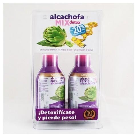 Duplo arkopharma alcachofa mix detox 280 ml