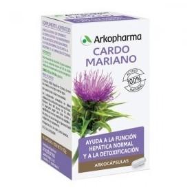 Arkocapsulas cardo mariano 300 mg 100 cápsulas