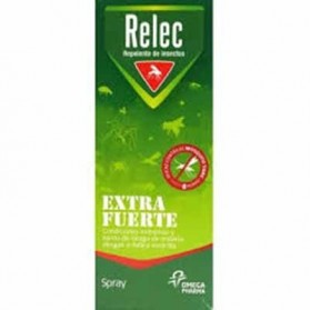 Relec extrafuerte spray repelente 75 ml