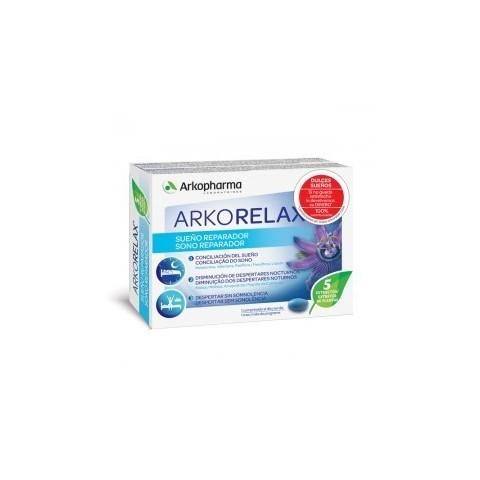 Arkorelax sueño 30 comprimidos