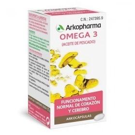 Arkopharma omega 3 50 cápsulas