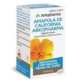 Arkocapsulas amapola de California 240 mg 50 cápsulas