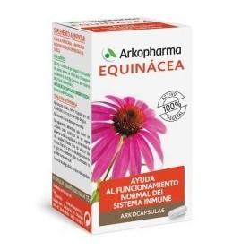 Arkocapsulas echinacea 250 mg 50 cápsulas