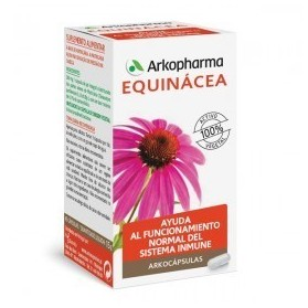 Arkocapsulas echinacea 250 mg 100 cápsulas