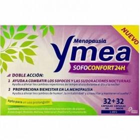 Ymea menopausia sofo confort 24 horas 64 cápsulas