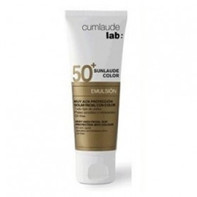 Cumlaude lab: sunlaude SPF 50 + color 50 ml