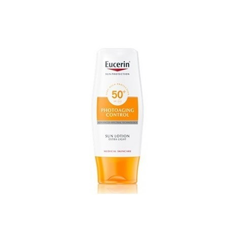 Eucerin sun protection SPF50+ CC creme photoaging control 50 ml