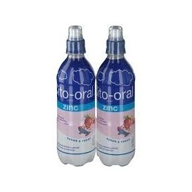 Cito-oral junior zinc 500 ml 2 botellas