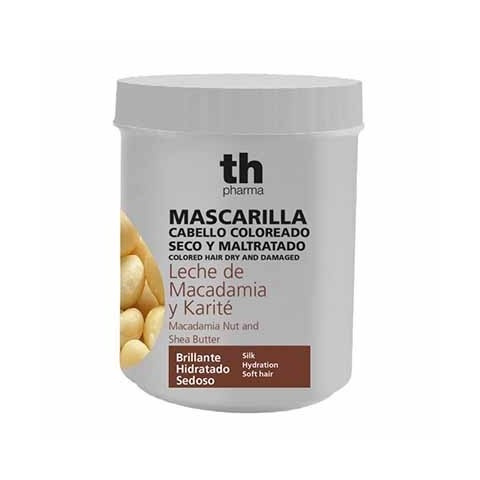 TH mascarilla de macadamia y karité XXL 700 ml