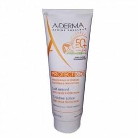 A-derma protect kids leche de niños SPF 50+ 250 ml