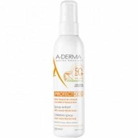 A-derma protect spray solar SPF 50+ kids 200 ml