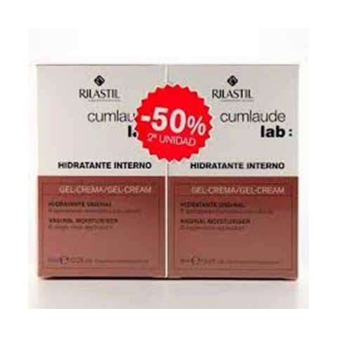 Duplo cumlaude gynelaude hidratante interno 6 ml 6 unidades