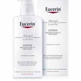 loción eucerin atopicontrol 400 ml