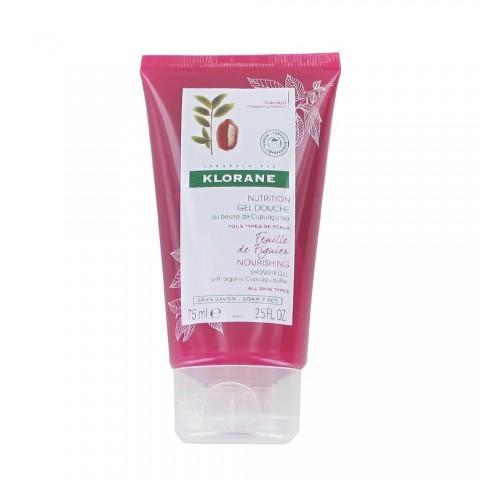 Klorane gel de ducha essence de figue 400 ml
