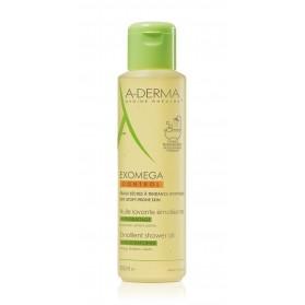 A-derma exomega control aceite de baño y ducha 500 ml