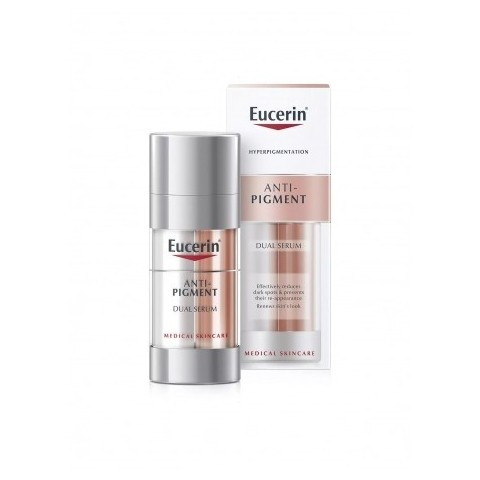 eucerin anti pigment dual serum 30 ml