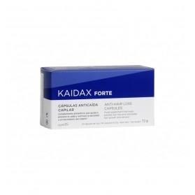 Kaidax forte anticaída capilar 60 cápsulas