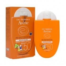 Avene reflexe solaire SPF 50 muy alta protección bebés y niños 30 ml