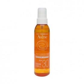 Avene aceite solar alta protección SPF 30 200 ml
