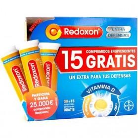 Redoxon comprimidos efervescentes 30+15