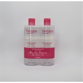 pack topicrem duo agua micelar 400 ml