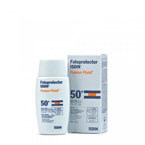 fotoprotector isdin spf 50 fusion fluid 50 ml