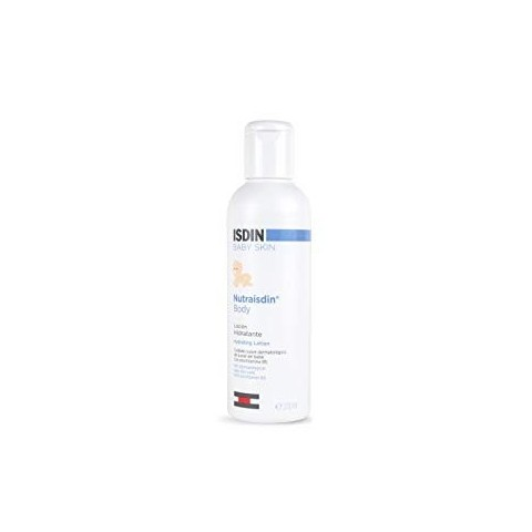 isdin baby skin nutraisdin body locion 250 ml