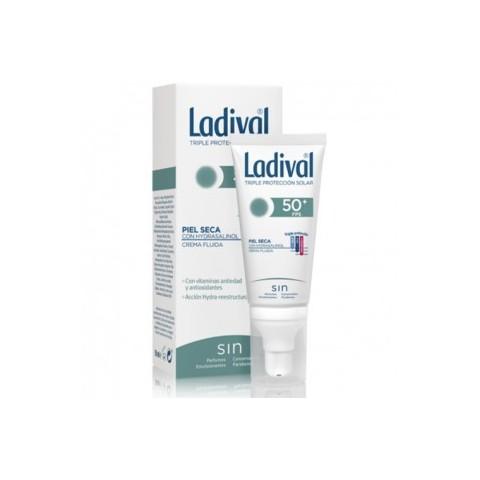 ladival 50 crema fluida piel seca 50 ml