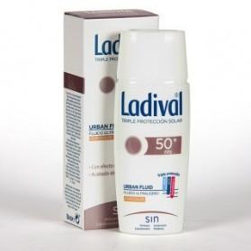 ladival urban fluid spf 50 color 50 ml