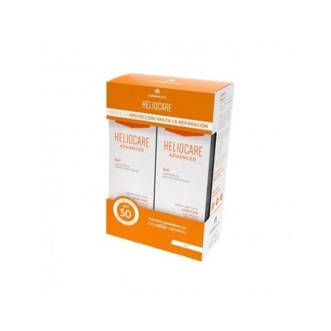 duplo heliocare advance gel spf 50 200 ml