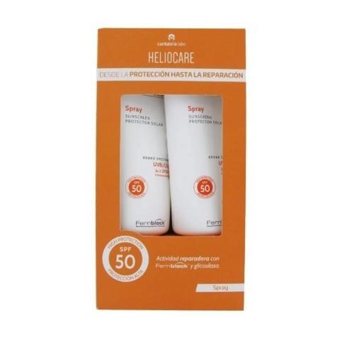 duplo heliocare advance spray spf 50 200 ml