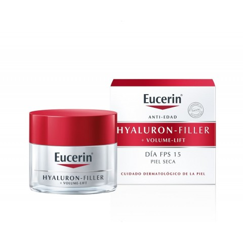 eucerin volumen filler crema de dia piel seca 50 ml
