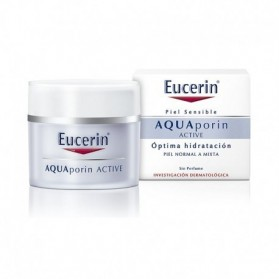 Eucerin aquaporin active piel normal/mixta 50 ml