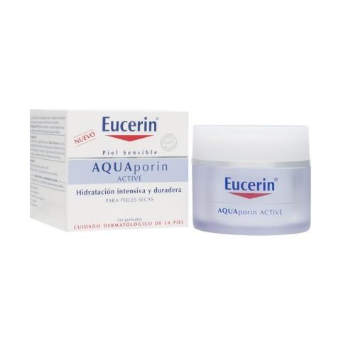 Eucerin aquaporin active piel seca 50 ml