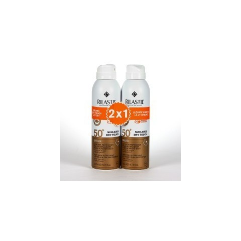 duplo sunlaude dry touch bruma spf 50 200 ml
