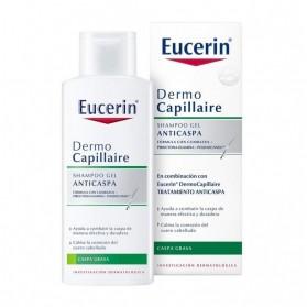 eucerin dermocapillaire champu anticaspa 250 ml