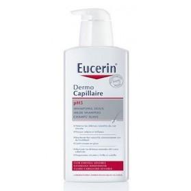 eucerin dermocapillaire champu suave ph5 400 ml