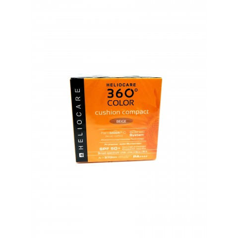 Heliocare 360º SPF 50 color beige cushion compact
